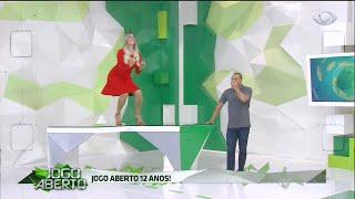 Relembre as danças de Renata Fan no Jogo Aberto