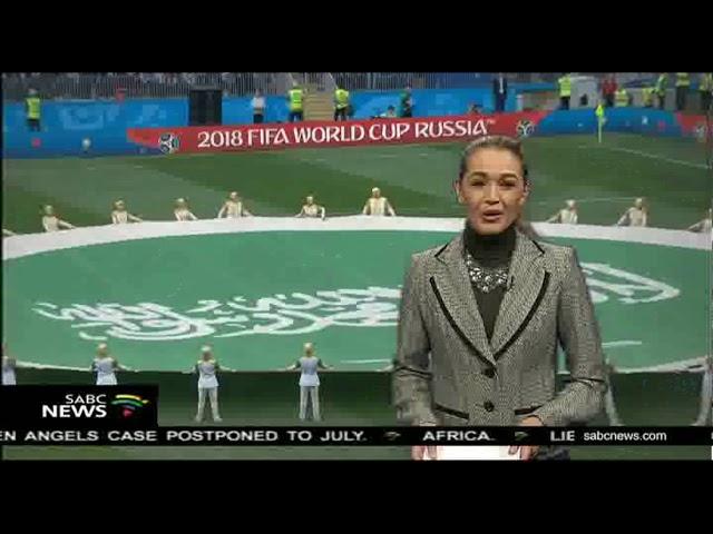 Rampant Russia pummel Saudis 5-0 in World Cup opener