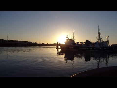 Woodley Island Marina Video Eureka California Boat Ship Vessel Sea Fisherman's Memorial