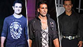 Bollywood Heroes support Salman in