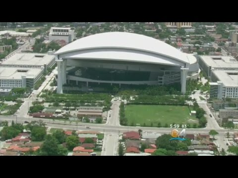 Beckham Chooses Orange Bowl Site For MLS Stadium