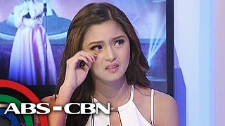 Kim Chiu gets emotional about PMPC controversy