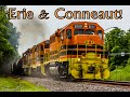 Railfanning Hotspots: Erie, PA & Conneaut OH