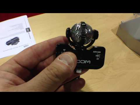 Zoom IQ5 at CES 2013