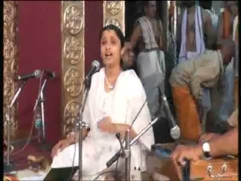 Devacha Deva Marathi Abhang by Mahalakshmi Shenoy - Live at...