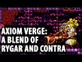 Axiom Verge: A Blend of Rygar and Contra - The MIX at GDC 2015