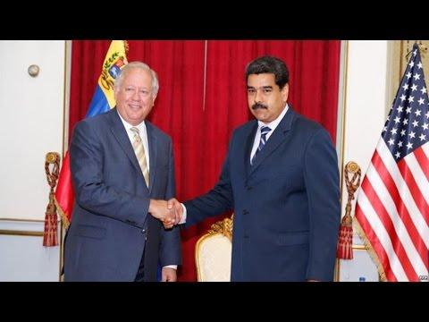 2016/06/23 Comentarios escuchados en reunión Thomas Shannon-Nicolás Maduro
