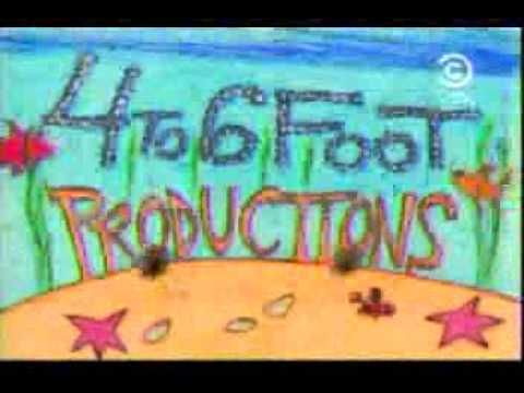chuck lorre4 to 6 foottcftv 1997 youtube