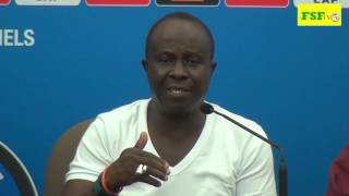 CAN U20 | Joseph Koto: ''Nous avons bien joué''
