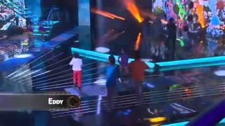 Eddy Valenzuela - Vivir Mi Vida Concierto 10