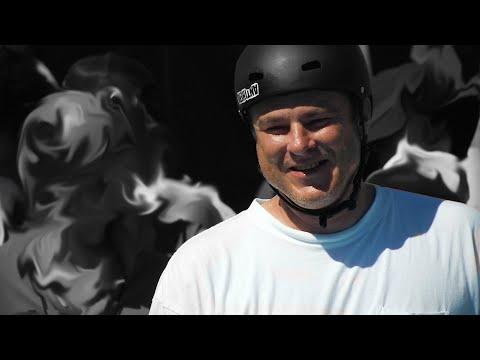 RIP Legend Jeff Grosso Explains his Anti Hero Skateboard Tribute