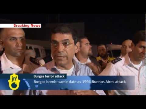 Bomb Explosion Kills Five Israelis in Burgas, Bulgaria: Israel Blames Iran for Airport Bus Attack