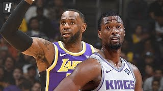 Sacramento Kings vs Los Angeles Lakers - Full Highlights | November 15, 2019 | 2019-20 NBA Season