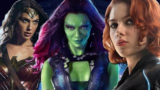 Download 11 Sexiest Comic Book Movie Actresses 3Gp Mp4
