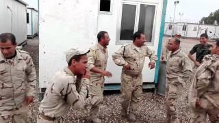 تحشيش الجيش العراقي