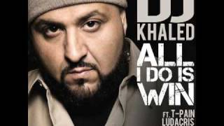 DJ Khaled &quot;All I Do Is Win&quot; feat. Ludacris, Rick Ross, Snoop Dogg &amp; T-Pain