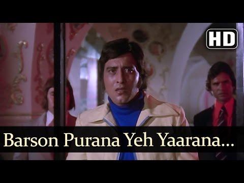 Barson Purana Ye - Hera Pheri - Amitabh Bachchan - Vinod Khanna...