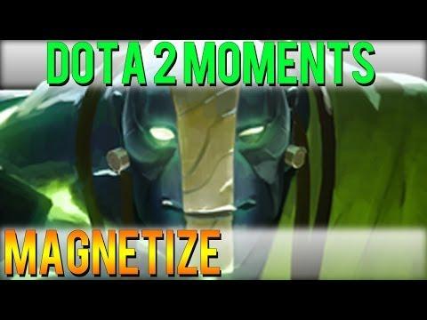 Dota 2 Moments - Magnetize