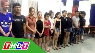 Triệt phá nhóm giả gái mại dâm lừa tiền khách | THDT