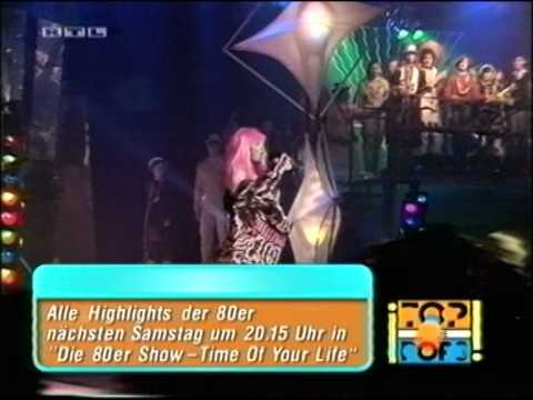 Madonna  - Like a virgin (top of the pops)