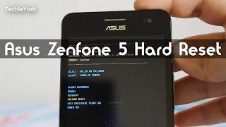 Asus zenfone 6 hard reset
