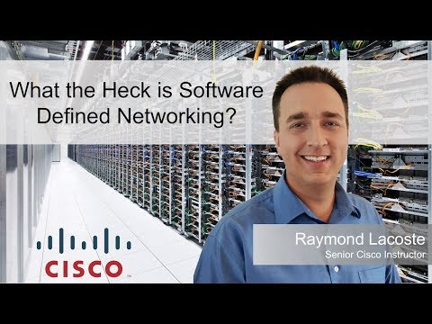 What the Heck is Software Defined Networking?