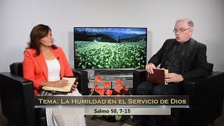 TV En Fuego - #49 Padre Memo Grant - La Humildad en el Servicio de Dios
