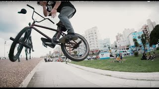 STEVIE CHURCHILL BMX STREET IN ARGENTINA ( FULL LENGTH)