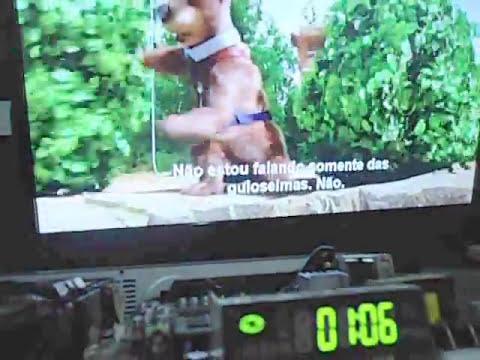 Video de teste do LEITOR do gravador R130