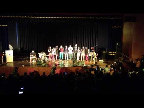SIMC Aarambh Music Performance 2013 ( Dil se mashup )