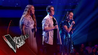 Download Lagu Phoebe, Ella and Daniel Perform 'This Is Me': Battles 1 | The Voice Kids UK 2018 Gratis STAFABAND