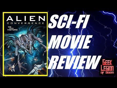 ALIEN CONVERGENCE ( 2017 Caroline Ivari ) Sci-Fi Movie Review streaming vf