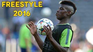 Football Freestyle Skills 2016