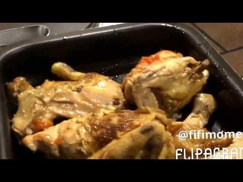 تعليم الطبخ للمبتدئات....أطعم وصفة دجاج