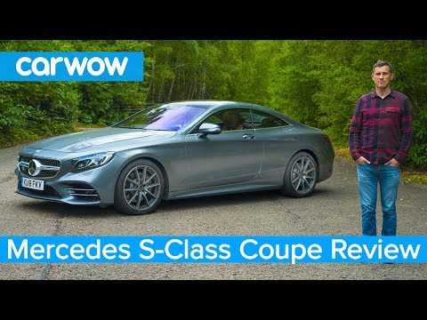 Mercedes S-Class Coupe 2019 in-depth review   carwow