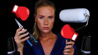 ASMR 🥊 Tingle Battle 🥊 a Trigger inducing contest