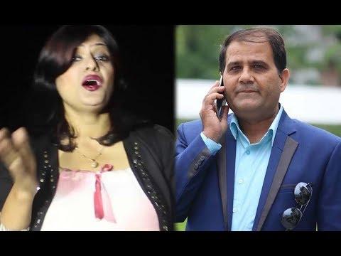 मनोज गजुरेल र मीनाः सहमतिमै बिहे, सहमतिमै डिभोर्स | Manoj Gajurel's wife Mina Gajurel Reason Divorce