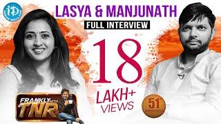 Anchor Lasya & Manjunath Exclusive Interview || Frankly With TNR #51 || Talking Movies #281