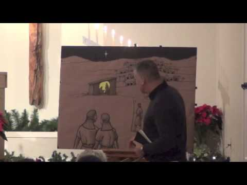 Children's Bible Talk - The Shepherds Share the Good News