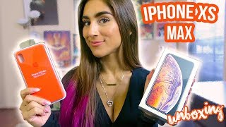 I Got The New Apple Iphone XS Max! Gold! | Unboxing