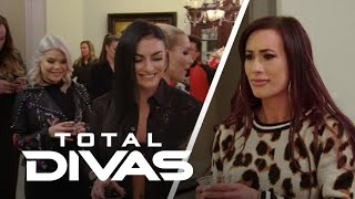 Carmella Is Confused When Sonya Brings Ex-GF Arianna to Party | Total Divas | E!