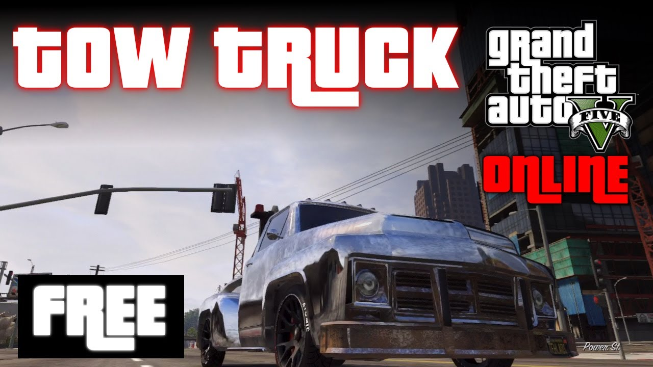 Tow Truck Location Gta 5 Online Tow Truck For Free Gta 5