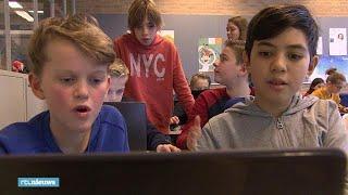 Computerles 2.0: deze kinderen leren online veiligheid door zelf te hacken - RTL NIEUWS