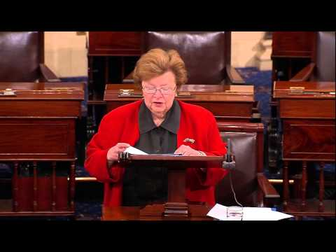 Mikulski Calls on Senate to Pass Paycheck Fairness Act
