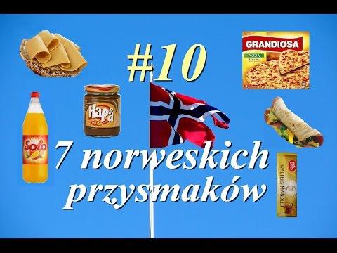 Nowy W Norwegii #10 - 7 Norweskich Przysmaków
