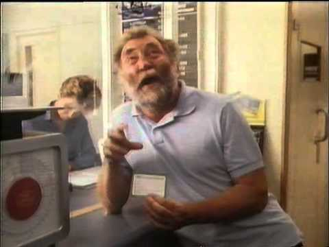 80s advert Post Office with David Bellamy