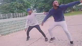 Shaku Shaku Official Dance Video (SaySayMaley - Olamide)