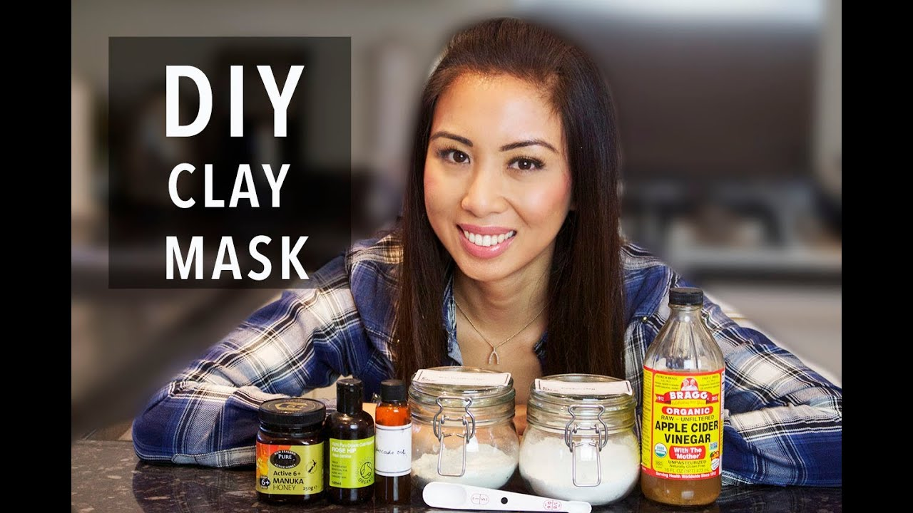 Clay Mask Scars Diy Clay Face Mask
