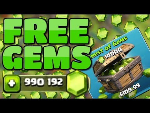 COC NEW GEMS HACK TUTORIALS | COC UNLIMITED GEMS HACK TRICK AUG-2017 NEW | FULLY TESTED COC GEM HACK