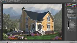 Rendering elements in 3ds max and v-ray 3.0 part 2 / Послойный рендер в 3ds max и V-ray 3.0 часть 2